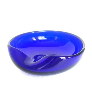 Tiffany & Co. Fingerprint Bowl With Box Unused